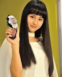 仮面ライダージオウのツクヨミ役女優は大幡しえり!本名は?ハーフなの?