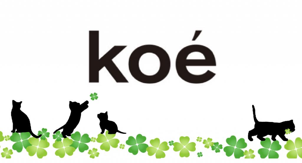 koe(コエ)福袋2022の中身ネタバレと口コミ・感想まとめ!歴代福袋は当たり?ハズレ?